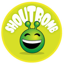 Shoutbomb logo